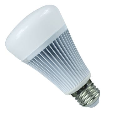 AMPOULE LED E27 RGBW 8W WIFI & RF