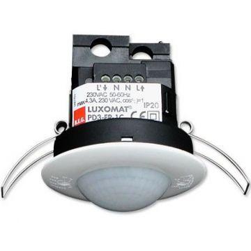 Détecteur de présence 360° 1 CAN FAUX PLAF 63MM