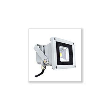 Projecteur LED 10W 6000K Gris VISION-EL 8001