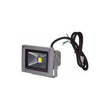 Projecteur LED 10W 6000K Gris Optinica LFL5201