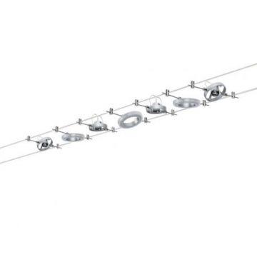 Wire System HaloLED 3x1,5W+max. 4x10W
