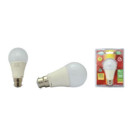 Ampoule LED B22 10W 3000°K VISION-EL 7394B2