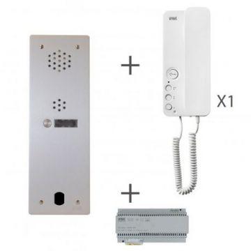 Kit audio 1r 1bp 2 voice programmé