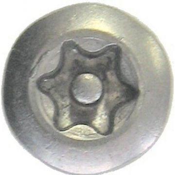Vis torx n20 4x10 sinthesi steel