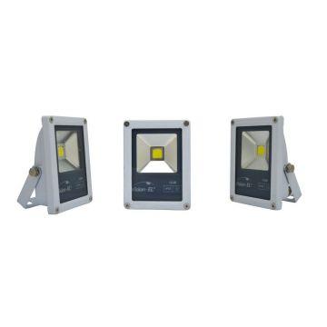 Projecteur LED Plat 10W 6000K Blanc VISION-EL 80011W