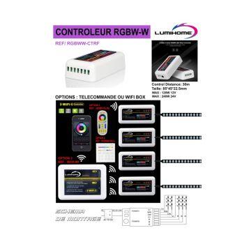 WIFI BOX CONTROLEUR RGBW-W