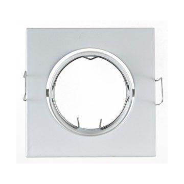 Collerette Orientable Vision-EL blanc carre' dimension 84mm*84mm