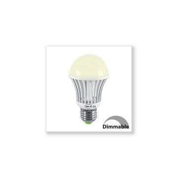 Ampoule LED E2710W 3000K  dimmable globe VISON-EL 7388CD