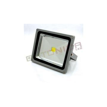 Projecteur LED 10W 2700K Gris Optinica LFL5211