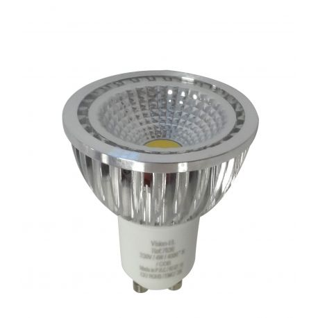 Ampoule LED GU10 4W 4000°K Vision-EL 7836