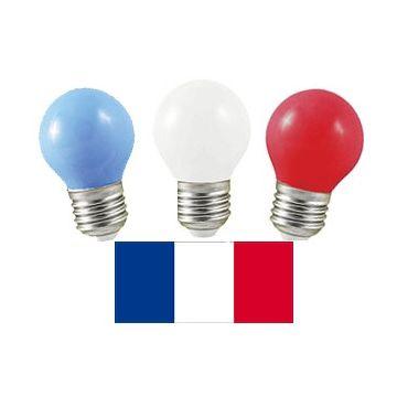 Equipe de France en LED