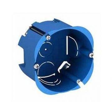 SCHNEIDER Multifix Plus Boîte simple prof. 40mm diamètre 67mm avec collerette