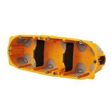 LEGRAND  - BATIBOX ENERGY BOITE PLACO MEMBRANE TRIPLE E71 P40