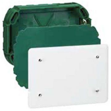 LEGRAND Boîte de dérivation pour maçonnerie 120x120x40 - 089272