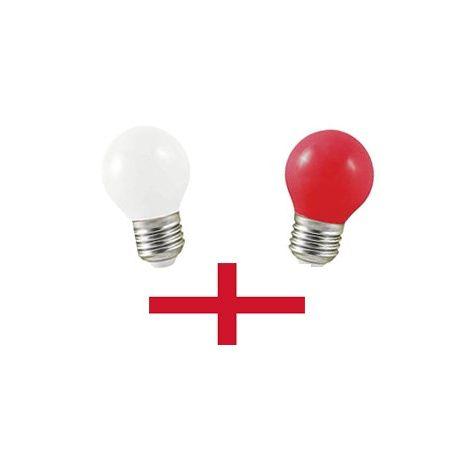 Equipe d'Angleterre en LED