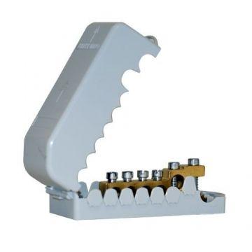Répartiteur de terre 35mm² - 25mm²