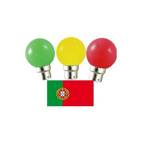 Equipe du Portugal en LED