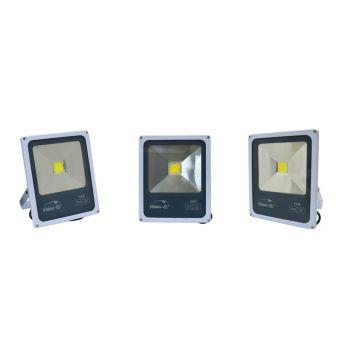 Projecteur LED Plat 50W 6000K Blanc VISION-EL 80031W