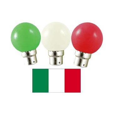 Equipe d'Italie en LED
