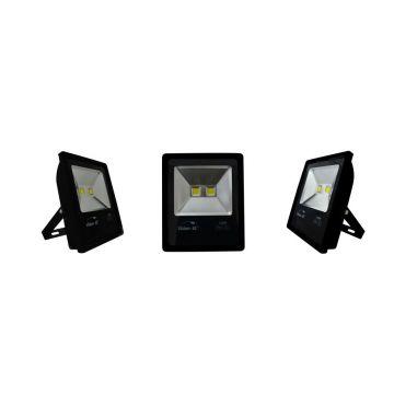 Projecteur LED Plat 120W 6000K Noir VISION-EL 80451N