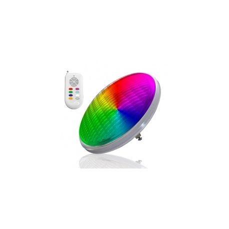 Ampoule pour piscine RGB 18W  IP67 MORGBPAR56