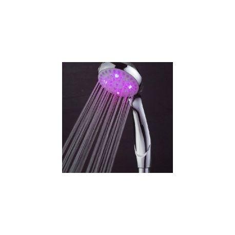 Pommeau de douche lumineux LED RLSHOWRGB
