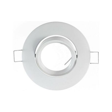 Collerette orientable Blanc rond