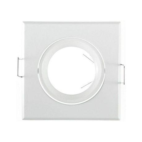 Collerette orientable Vision-EL carre balche dimension 84mm*84mm