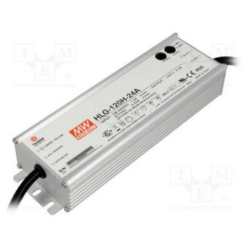 MEAN WELL HLG-120H-24A
