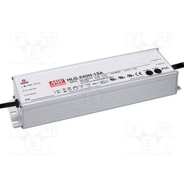 MEAN WELL HLG-240H-24A