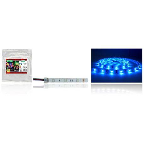 Ruban LED 5m RGB IP67 7.2w/m avec driver et controleur fournit