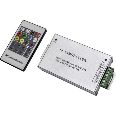 Controleur Strip Led RGB + Telecommande
