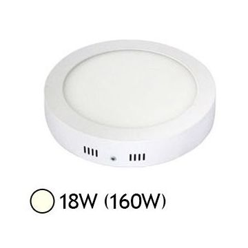 Downlight  18 Watt  230V  4000°K  VISION-EL 7788