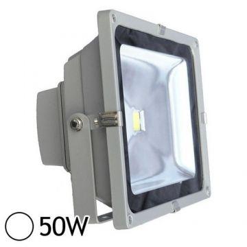 Projecteur LED 50W 6000K Gris VISION-EL 8003