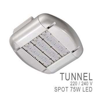 SPOT TUNNEL 80 WATT IP 67 5500°K