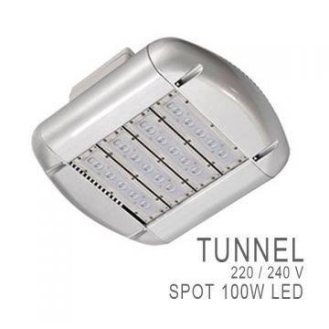 SPOT TUNNEL 100 WATT IP 67 5500°K