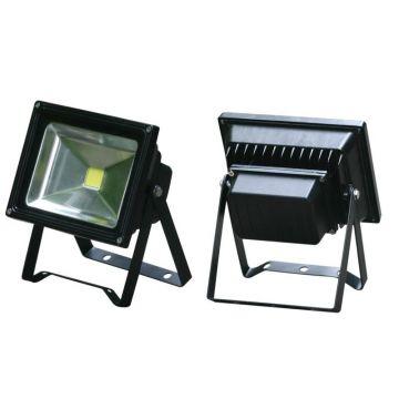DEC/GL20W-RE PHARE LED 20W RECHARGEABLE - 2000 Lumens - 6500K - AUTONOMIE : 3hrs - TEMPS DE CHARGE : 3Hrs - Lumihome