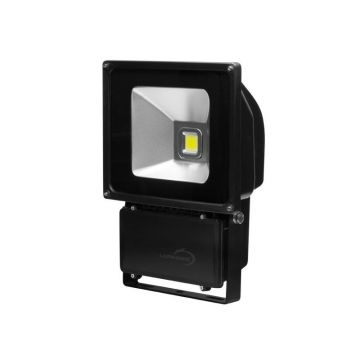 DEC/GL80W PHARE LED 80W BLANC FROID PUISSANCE : 6400 Lumens froid TEINTE LED : 6000K - Lumihome