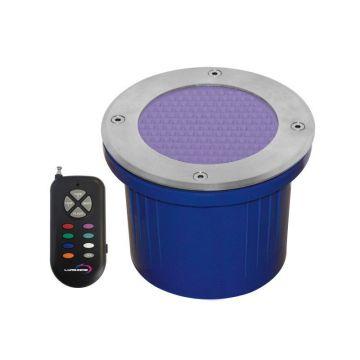 Spot encastrable 144 LED 12V RGB multicouleur 175mm LUMIHOME