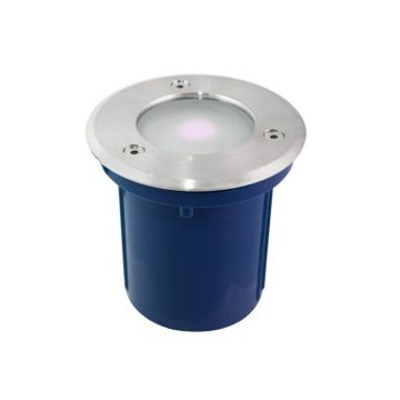 Spot encastrable LED COB 24V RGB multicouleur 100mm LUMIHOME
