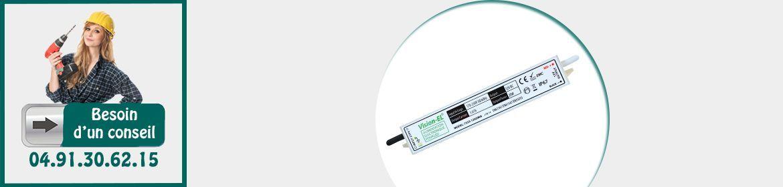Alimentation Ruban LED