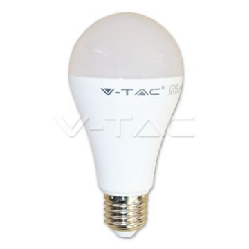 Ampoule LED 15W A65 ?27 Thermoplastic 3000K VT-2015
