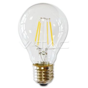 Ampoule LED 4W Filament E27 A60 3000K Dimmable VT-1885D