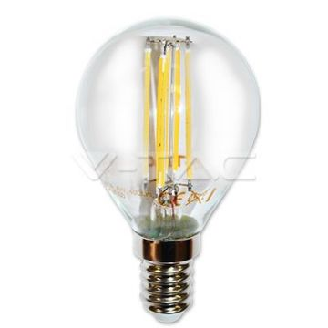 Ampoule LED 4W Filament E14 P45 3000K Dimmable VT-1996D