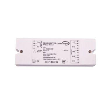 Variateur-récepteur à radio-fréquence pour strip led blanc l