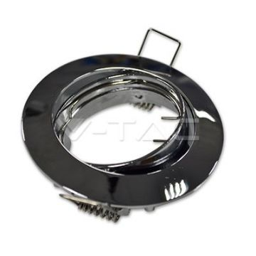VT-779RDGU10 Fitting Round Movable Chrome