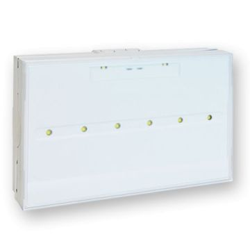 Ambiance NP - Sati - 1heure - Flux 400lm - leds - IP44/IK07