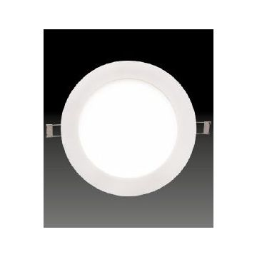 Downlight Ø180mm 12-14W 1000Lm 3000K BA110° Blanc