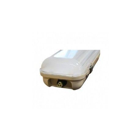 BOITIER ETANCHE LED INTEGREES 4000°K 48 Watt IP65 1200 x 110 (4) TRAV