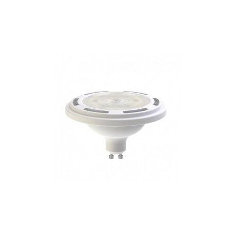 LED ES 111 GU10 BLANC 230V 12 WATT 3000°K BOITE
